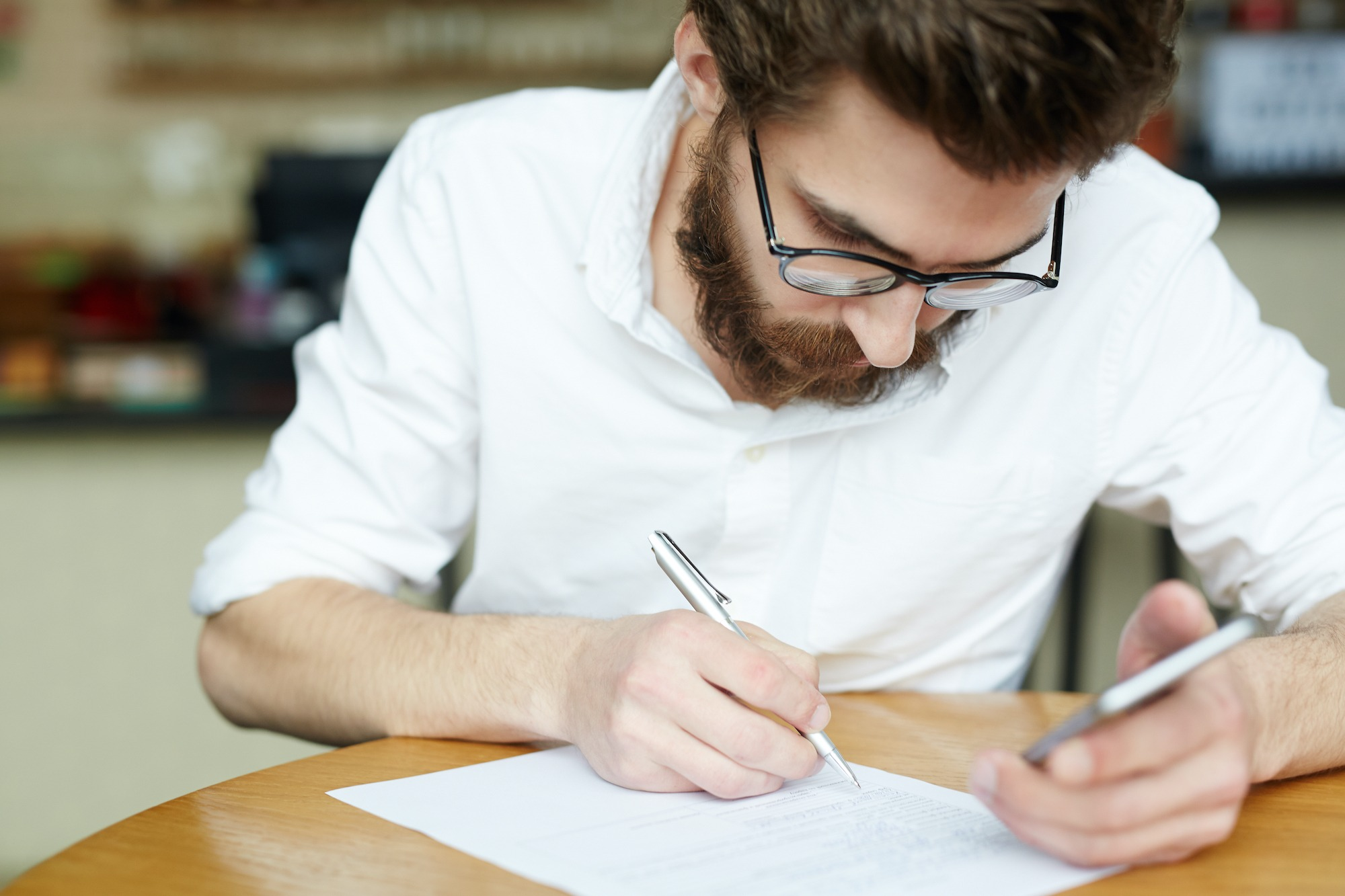 Photo of 7 cose da non scrivere su un curriculum vitae
